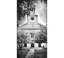 Rockport Church Photographic Print