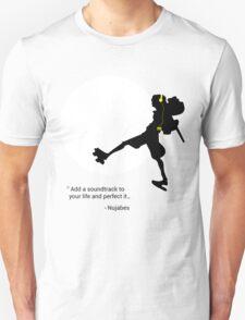 Samurai Champloo -Nujabes EDIT T-Shirt