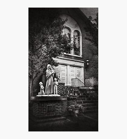 Worship for the Polish Photographic Print
