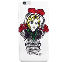 """You blow up ONE sun and suddenly everyone expects you to walk on water!"" - Sam Carter iPhone Case/Skin"