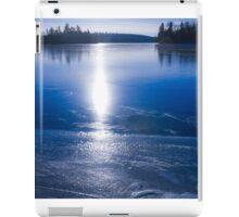 Freezing Up iPad Case/Skin