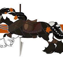 Bifur, Carousel Pony by MJacquelyn