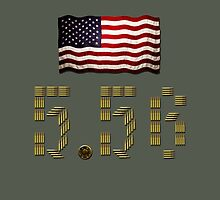 American 5.56 pride by Dusty-Studios
