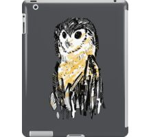 Ink Owl iPad Case/Skin