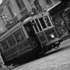 Tram by Can Berkol