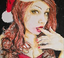Lady Bella Christmas Beauty by James Patrick by James Patrick