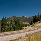 Up and up near Pagosa Springs by Rob Schoon