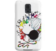 music moves me Samsung Galaxy Case/Skin