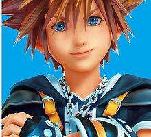Kingdom Hearts 3 Sora full cover by klonoamario95