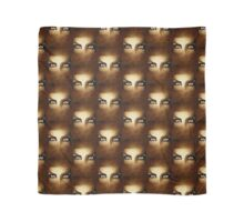 Steampunk Girl Eyes  Scarf