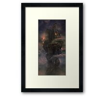 Bannitio 3 Framed Print