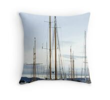 """""""Reaching For The Sky"""" Throw Pillow"""