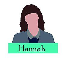 Hannah Photographic Print