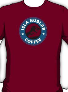 Isla Nublar Coffee T-Shirt