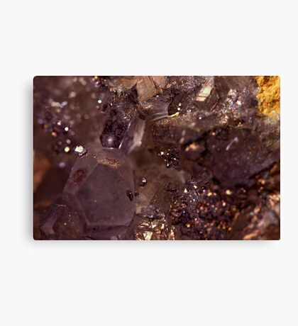 Quartz Canvas Print