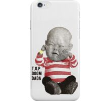 T.O.P (Big Bang) DOOM DADA Baby Phone Case Color Ver. iPhone Case/Skin
