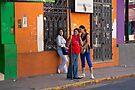 Latin Beauties - Argentina by Kent DuFault
