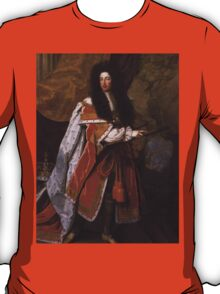 King William III of England T-Shirt