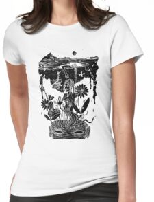 All You Need is Love.. and Doodles  Womens Fitted T-Shirt
