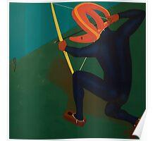 Relic Hunting Unsuspecting Wild Spatula Poster