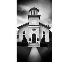 Lakeville Methodist Photographic Print