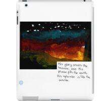 His glory iPad Case/Skin