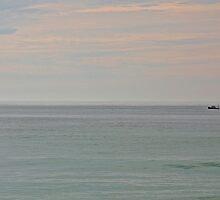 Well's Beach Maine 8 by Carolyn Clark