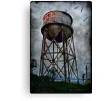 "The Ghosts of Alcatraz ""The Birdman"" Canvas Print"