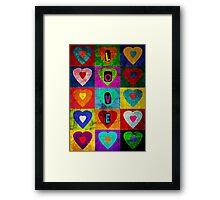 Much Loved - Print Framed Print