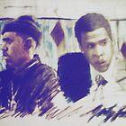 Nas an Jay-Z by tjlittle87