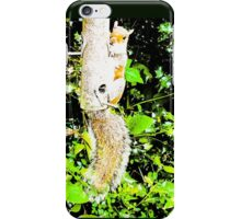 Just Hanging Out (iPhone) iPhone Case/Skin
