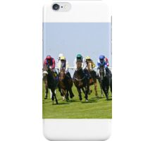 beverley races iPhone Case/Skin