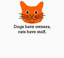 Cat staff Unisex T-Shirt