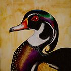 Wood Duck by Acey Thompson