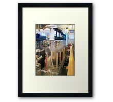 What's Your Flavor? Framed Print