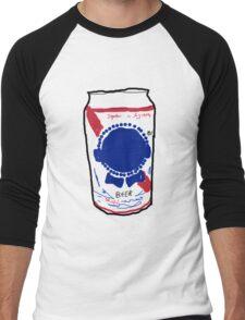 Popular beer  Men's Baseball ¾ T-Shirt