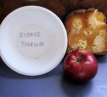 Starve Yourself by Misty Lackey