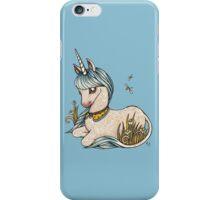 Blue Belle iPhone Case/Skin