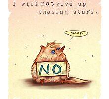 Meep says NO by Tumi-K
