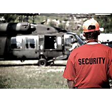 US Army Security Photographic Print
