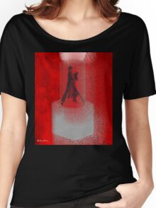 Let's dance -  Art + Products Design  Women's Relaxed Fit T-Shirt