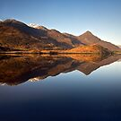 Loch Leven Highlands by cieniu1
