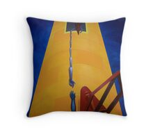 Relic Rescue Throw Pillow