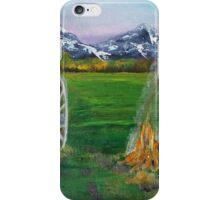 Chuck Wagon iPhone Case/Skin