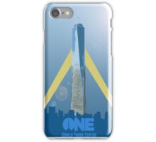 ONE World Trade Center iPhone Case/Skin