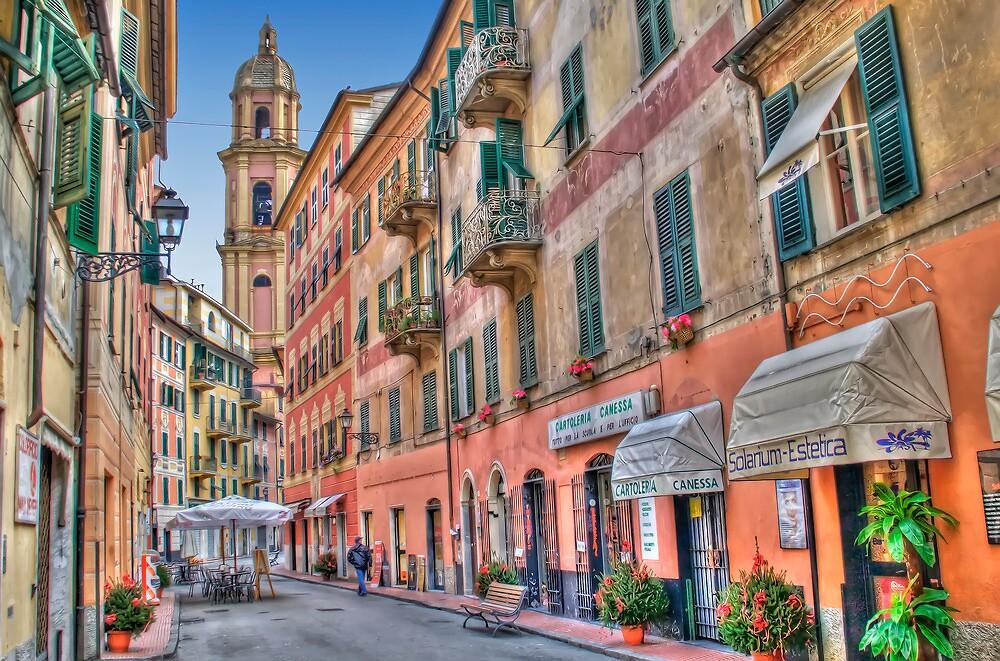 Rapallo Alley 3 by oreundici