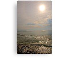 Well's Beach Maine, 10 Canvas Print