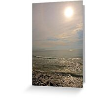Well's Beach Maine, 10 Greeting Card