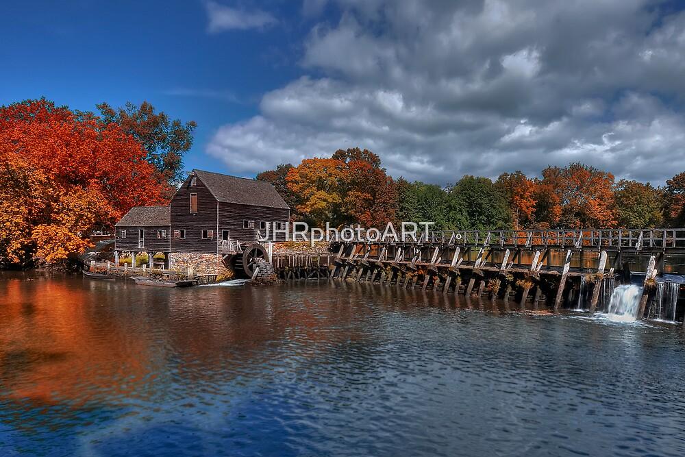 Mill - Sleepy Hollow by JHRphotoART