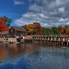 Mill - Sleepy Hollow by JHRphotoART